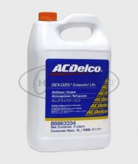 Refrigerante Acdelco 4L 100%