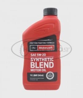 Aceite Motor Sintetico 5W20...